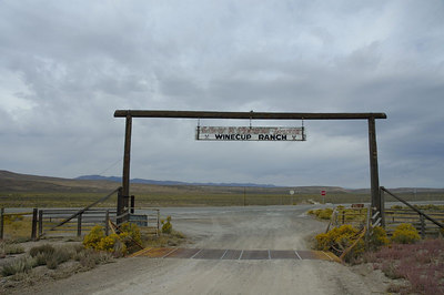Winecup Ranch and Hwy 93 - return to civilization