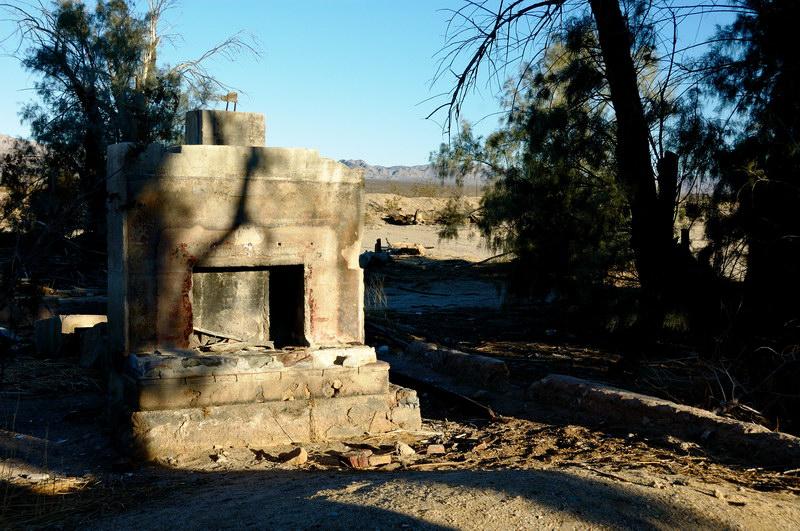 Ruins at Kelso