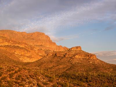 Layered Ridge