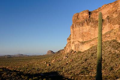 Dacite Cliffs