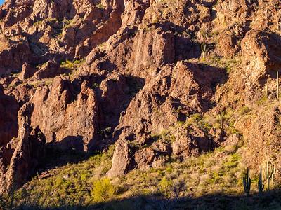 Volcanic Walls