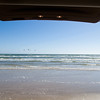 Relaxing at Padre Island