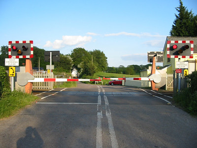 2004-05-22 - Exeter and Axe and Broom level crossing survey