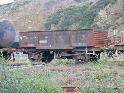 ZCV 'Dace' spoil wagon