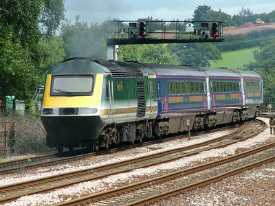 2004-08-28 - Dart Valley railway and Totnes