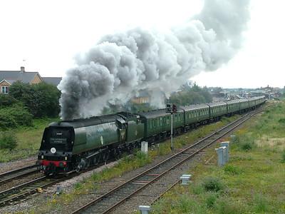 Steam loco's