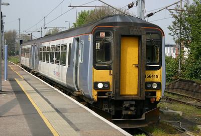 156419 - National Express East Anglia