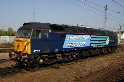 2011-04-20 - Sheringham to London