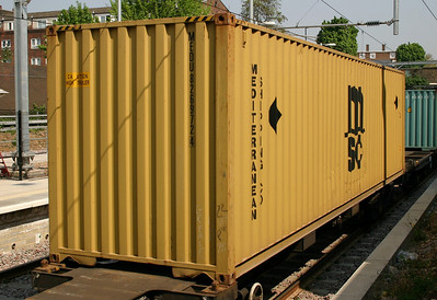 MEDU - Mediterranean Shipping Co