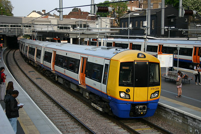 London Overground (EMUs)