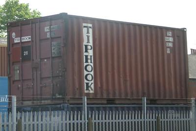 TPHU - Tiphook (Textainer Equipment Management)