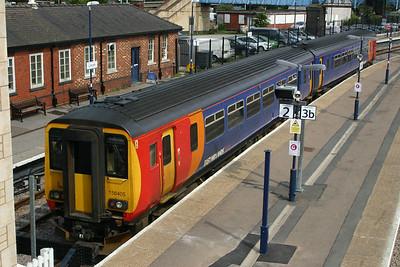 156405 - East Midlands Trains