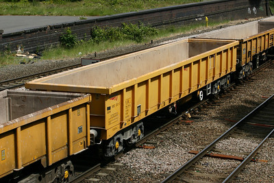IEA-A Network Rail ballast wagons (Ealnos)