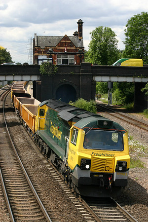 2011-06-10 - Water Orton and Bescot