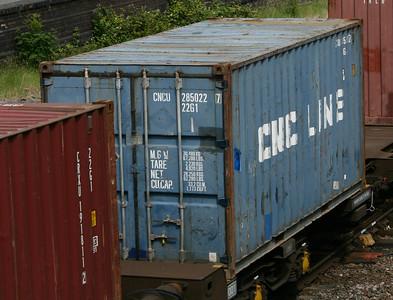 CNCU - CNC Line (CMA-CGM)