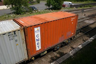 CMBU - Compagnie Maritime Belge (Safmarine / Maersk)