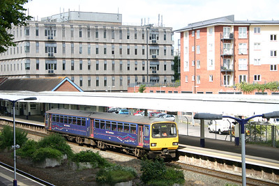 2011-07-06 - Exeter Central