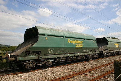 HIA Freightliner bogie aggregate hoppers