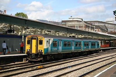 150283 - Arriva Trains Wales