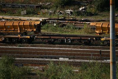 RRA - Barrier wagons