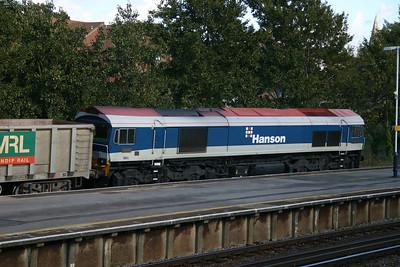 2011-10-13 - Southampton / Millbrook
