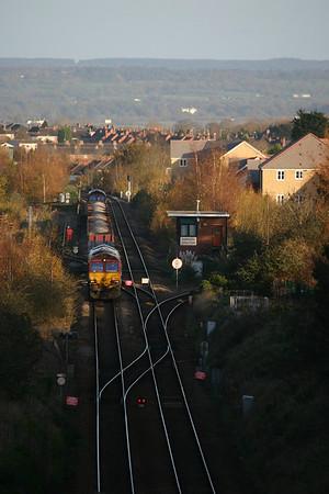 2011-11-27 - Exeter & Engineering work