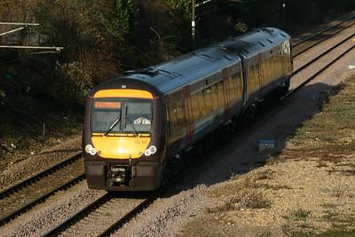2011-12-27 - Peterborough Yard
