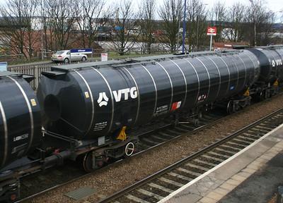 ICA - Preston Bitumen tanks