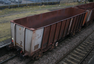 JTA - Iron Ore tippler outer wagon