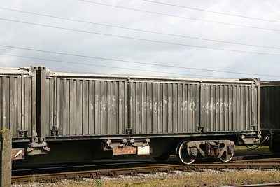 Limestone Containers - Rail Freight Svcs