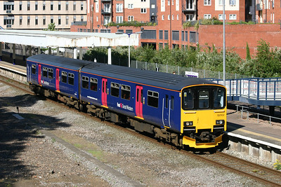 First Great Western class 150