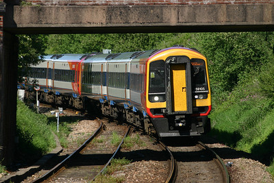 2012-05-26 - Exeter and Honiton