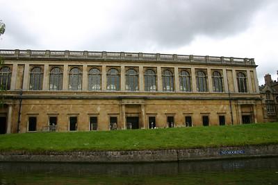 2012-06-07 - Punting in Cambridge