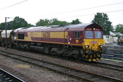 66218 - Euro Cargo Rail