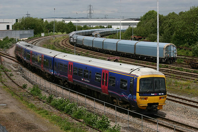 First Great Western class 165/166