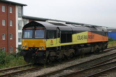 Class 66 - 668xx Advenza/Colas