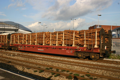 KSA-A 'Cube' wagons/Timber carriers (Sfiss)