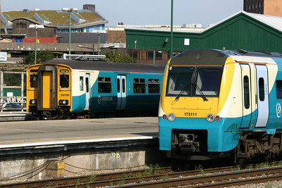 2012-09-06 - Loughor, Cardiff and Newport