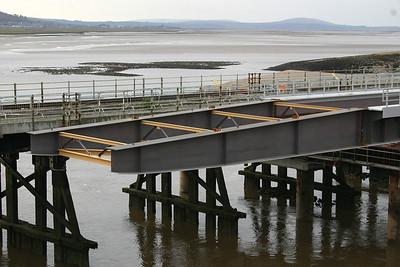 2012-11-14 - Loughor Bridge rebuild and estuary
