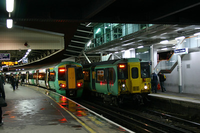 2012-11-27 - Yeovil and London