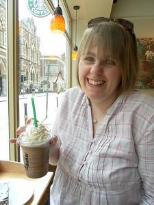 Starbucks, Queen St, Exeter