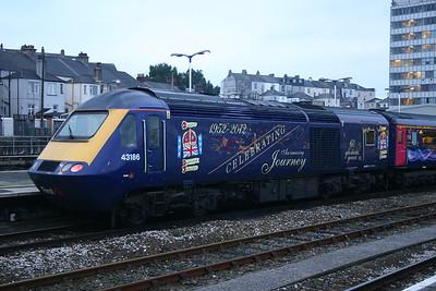 43186 - First Great Western Jubilee livery