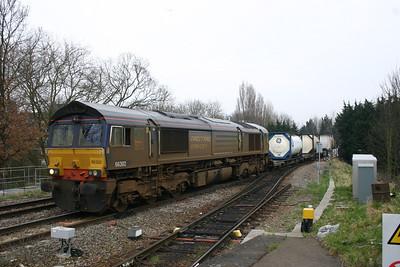 Class 66 - 663xx DRS (ex Fastline)