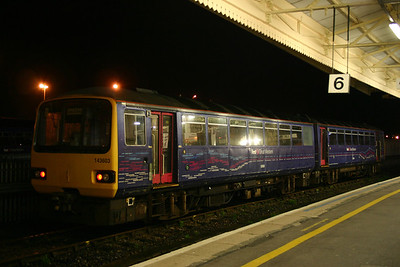 First Great Western class 143