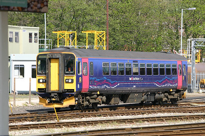 First Great Western class 153