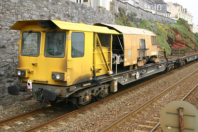 YEA 'Perch/Porpoise' welded rail carriers