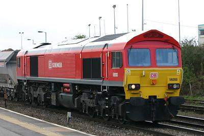 59203 - DB Schenker red