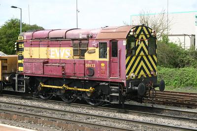 08633 - EWS (with R/C and buckeye)