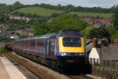 2013-06-01 - Exeter St Thomas