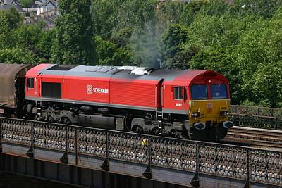 Class 66 - 660xx (EWS/DB Schenker)